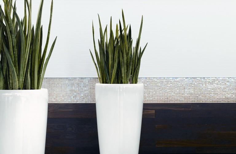 Arredamento floreale centro di formazione - Milano